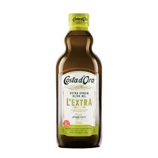 【Costa dOro 高士達】義大利原裝進口高士達特級冷壓初榨橄欖油(500ml)