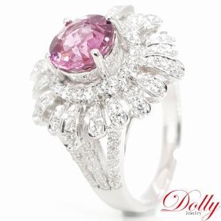 【DOLLY】無燒 1克拉尖晶石 戒指