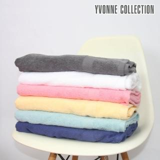 【Yvonne Collection】100%t純棉│大浴巾 73x140CM(6色可選)