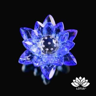 【LOTUS 蓮花】彩虹蓮-深藍