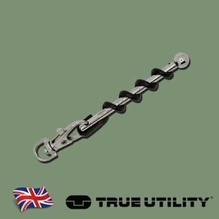 【TRUE UTILITY】英國多功能隨身紅酒開瓶器鑰匙圈Twistick(紅酒開瓶器鑰匙圈)