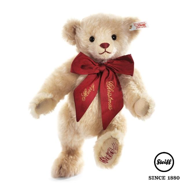 【STEIFF】Christmas Teddy Bear 泰迪熊(限量版)