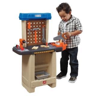 【STEP2】便利工作臺 家家酒玩具角色扮演職業 兒童房幼兒園(益智成長 邏輯建構 原裝進口)