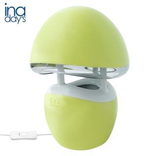 【捕蚊達人】光觸媒捕蚊燈(GR-361粉綠)