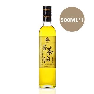 【賴記苦茶油】賴記-低溫鮮榨苦茶油500ML(雲林古坑百年苦茶油)