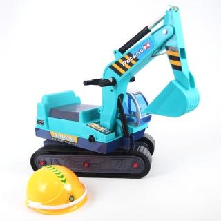 【UCAN】日本履帶乘坐挖土機(ST安全玩具認證)
