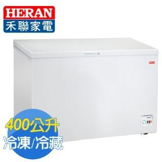 【★買就送網路第四台★HERAN 禾聯】400L臥式冷凍櫃★熱銷品★(HFZ-4061含拆箱定位)