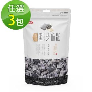 【美味田】黑芝麻糕3包-口味任選(250g/包)