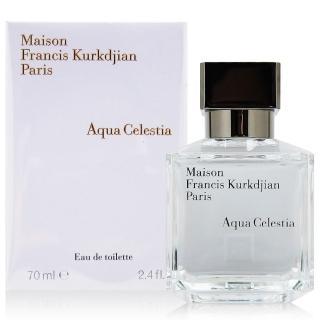 【Maison Francis Kurkdjian】Aqua Celestia天際之水淡香水70ml(法國進口)