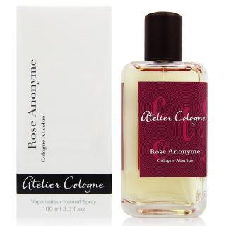 【Atelier Cologne】Rose Anonyme暗夜玫瑰-無名玫瑰-香水100ml(法國進口)