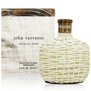 【John Varvatos】Artisan Pure 工匠純淨男性淡香水125ml(美國進口)