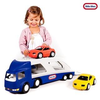【Little Tikes】運輸卡車(雙層的大卡車)