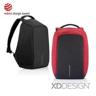 【XDDESIGN】終極安全防盜後背包-純黑/紅色限量款(桃品國際代理商公司貨)