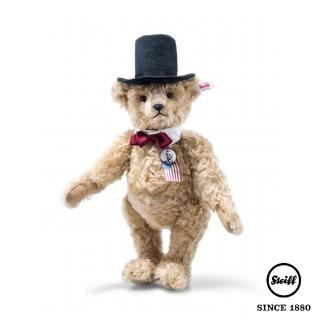 【STEIFF】Lincoln Teddy Bear 林肯總統 泰迪熊(海外限量版)