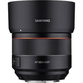 【韓國SAMYANG】85mm F1.4 自動對焦鏡(公司貨 CANON EF接環)