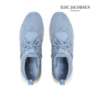 【ILSE JACOBSEN】女鞋 運動鞋 ADEA4071輕量高筒運動鞋-淺藍(丹麥皇室品牌)