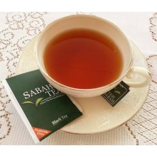 【SABAH TEA】沙巴雨林紅茶商用包-100入/袋