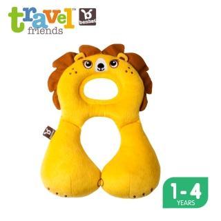 【Benbat】1-4歲 寶寶旅遊頸枕(獅子)