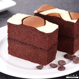 【不二緻果】魔法松露(巧克力蛋糕體淋上高溫熬煮的奶油乳酪)