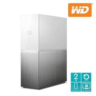 【WD 威騰】WD My Cloud Home 2TB 雲端儲存系統