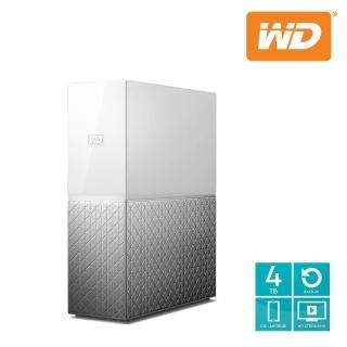 【WD 威騰】WD My Cloud Home 4TB 雲端儲存系統