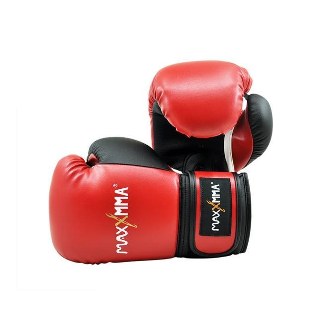 【MaxxMMA】兒童戰鬥款拳擊手套6oz(散打 搏擊 MMA 格鬥 拳擊)