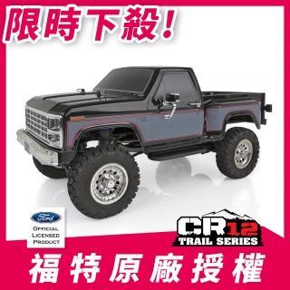 CR12 福特F150 1/12四驅攀岩車 黑 6030AE-40001(攀岩車)