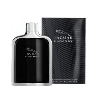 【JAGUAR 積架】Jaguar Classic Black 積架黑爵淡香水(100ml)