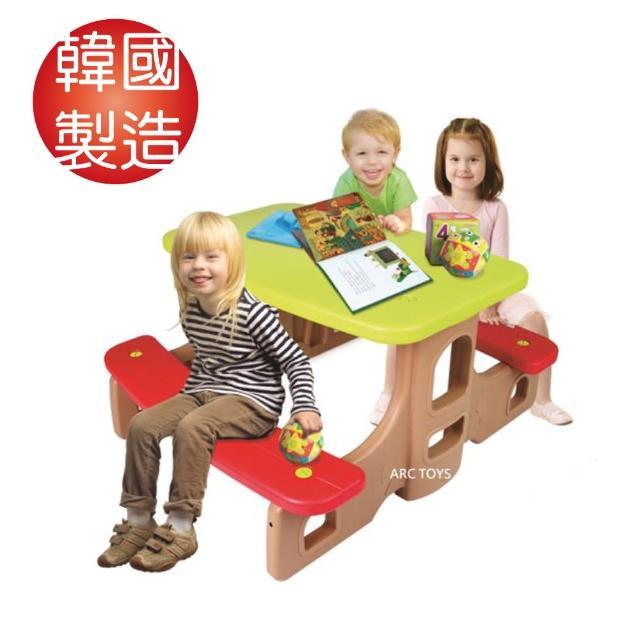 HAENIM TOYS 兒童遊戲野餐桌椅(DS-908)