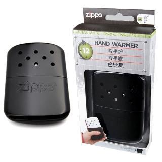 【Zippo】白金懷爐-美版-亞洲區包裝(黑色烤漆款)