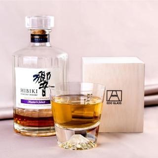 【田島硝子】富士山杯 經典款 威士忌杯 酒杯(TG15-015-R)