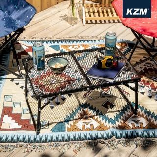 【KAZMI】KZM 迷你鋼網折疊桌