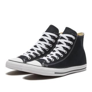 【CONVERSE 旗艦館】ALL STAR HI 黑 高筒 男女 休閒鞋(M9160C)