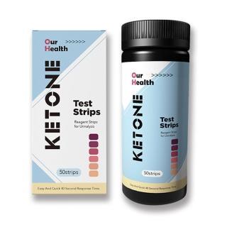 【萬程】脂肪代謝檢測試劑50入/盒(生酮、尿酮)