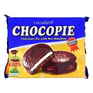 【Cocoaland】黑巧克力風味派(300G)