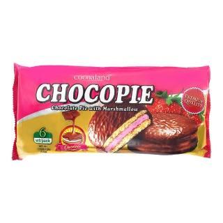 【Cocoaland】巧克力草莓派(150G)