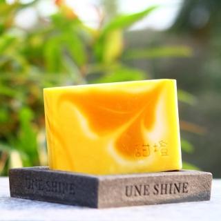 【UNESHINE原水味】原萃系列-甜橙開運手工皂 精油皂 冷制皂(120g)