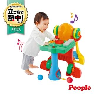 【People】新5合1變身學步車(13種以上 聲效+對話!)