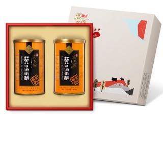 【台糖安心豚】葵花油純肉酥/肉鬆禮盒6盒/箱(2罐/盒)