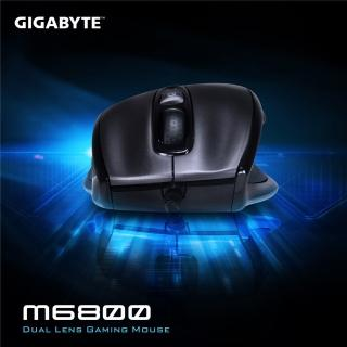 【GIGABYTE 技嘉】M6800可變速電競專用鼠