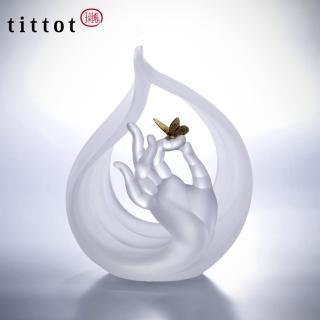 【tittot 琉園】輕拈幸福  擺飾