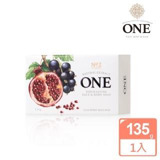 【ONE】煥采透亮美肌皂(淨白透亮 甜美香氛/135g ONE Soap)