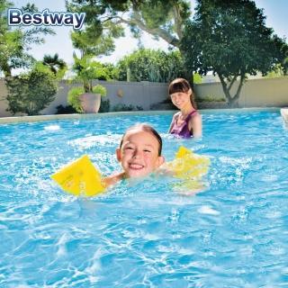 【BESTWAY】Swim Safe 兒童手臂圈 Step C〔M款〕(游泳訓練 充氣 戲水必備)