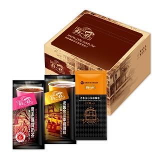 【鮮一杯】即溶熱銷三小福-二合一/三合一/國寶奶茶(12gX90入)
