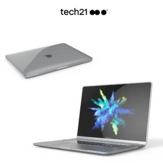 【tech21】英國Tech 21抗衝擊PURE CLEAR Macbook Pro 15 防撞硬式清透保護殼(PURE CLEAR)