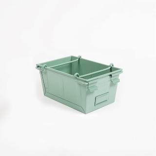 【Trusco】美式金屬置物盒(小)(金屬置物盒)