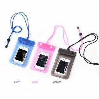 【iSFun】戲水專用*相機手機防水袋/2色可選