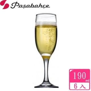 【Pasabahce】Bisto系列香檳杯190cc(六入組)