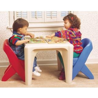 【STEP2】桌椅套裝 家家酒  兒童房兒童桌 成長桌 野餐桌(益智成長 邏輯建構 原裝進口)