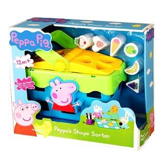【Peppa Pig 粉紅豬】創意智慧遊戲籃(PE44461)